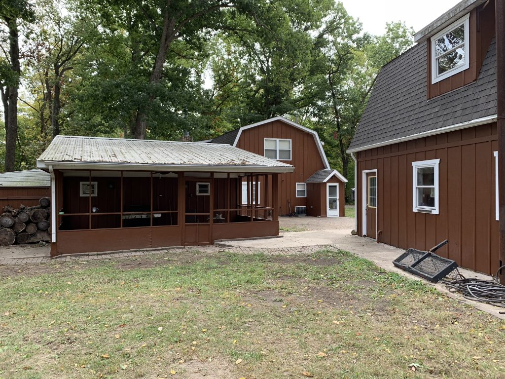 House Exterior U2013 Hunting Property With 3 Bedroom House Lake Bloomington IL  McLean County